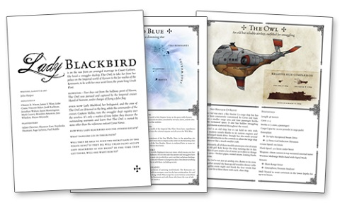 Lady Blackbird preview