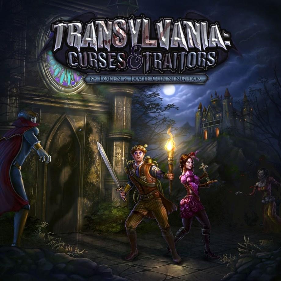 Transylvania : Curses and Traitors