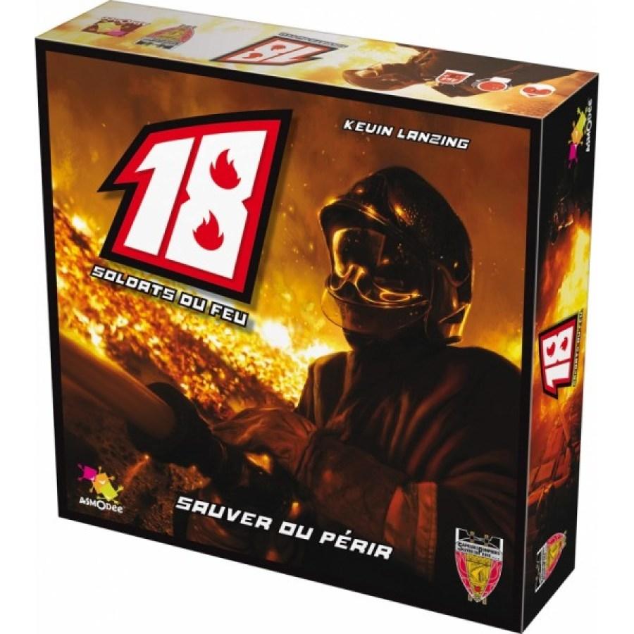 18 les soldats du feu