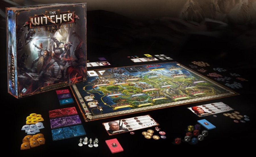 the witcher le jeu d'aventure
