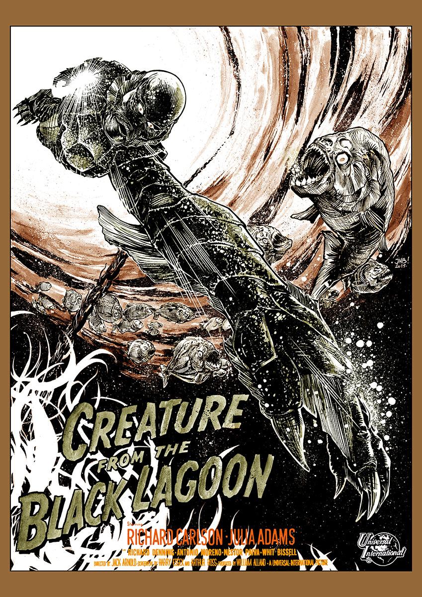 artbook - créature
