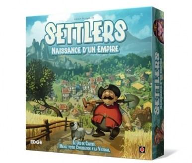 settlers naissance d'un empire