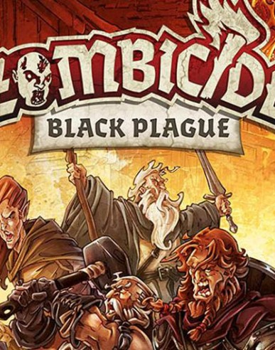 Bannière Zombicide Black Plague