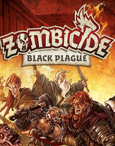 Zombicide Black Plague couverture