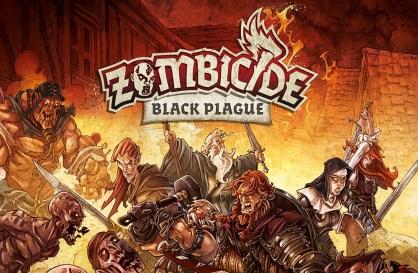 Zombicide Black Plague couverture