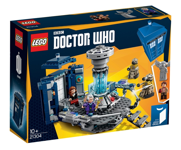 LEGO DOCTOR WHO - TAG