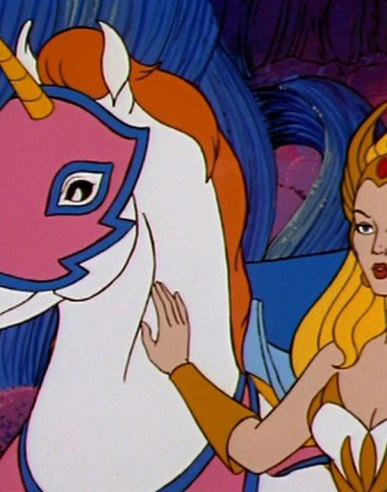 She-Ra - TAG - TechArtGeek