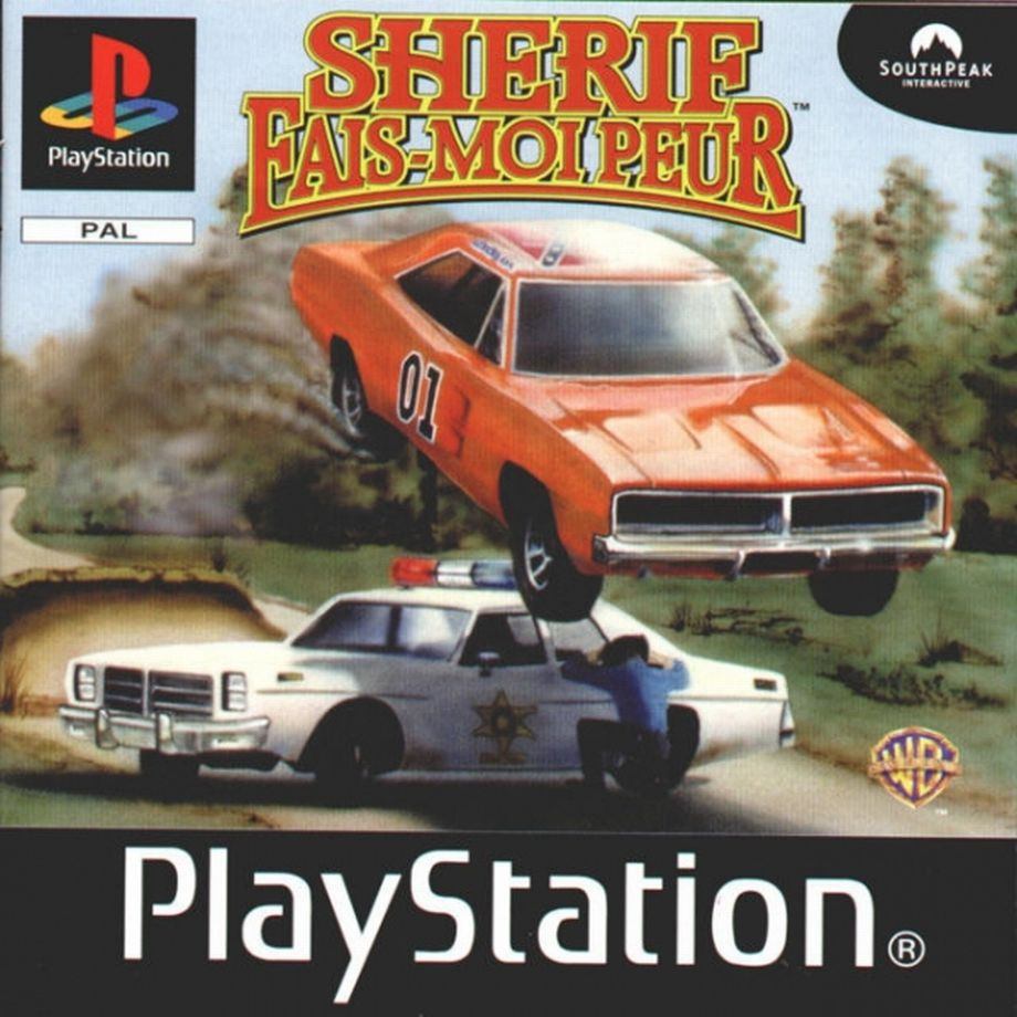Dukes of Hazzard PSX