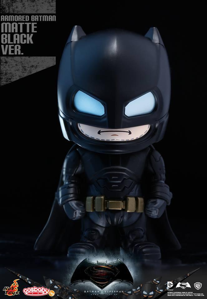 Hot Toys Cospbaby Batman V Superman