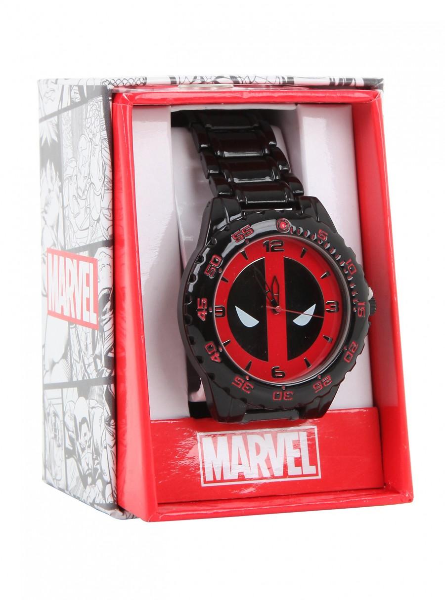 Tom's Selec - montre deadpool