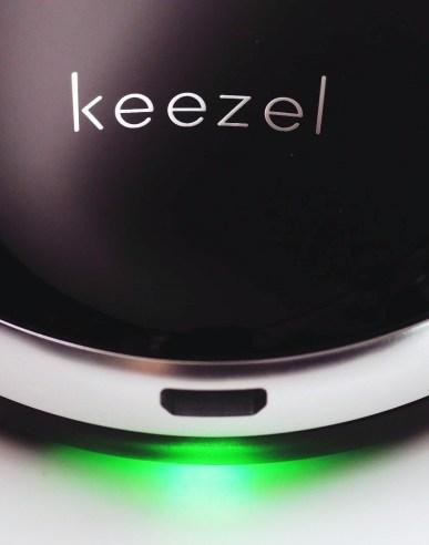 keezel close up