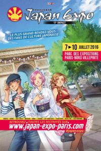 Japan Expo 2016 Affiche