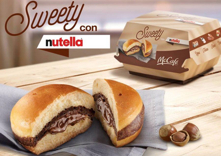 Tom's Selec - sweety con nutella