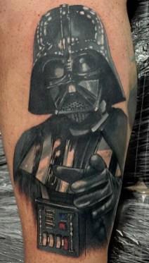 Chris Jones best of tattoo star wars darth vader