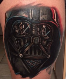 Jordan Croke best of tattoo star wars darth vader