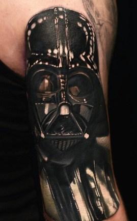 Nikko Hurtado best of tattoo star wars darth vader