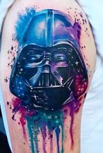 best of tattoo star wars darth vader Ink Progresss