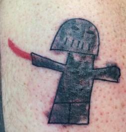 Jay Klein best of tattoo star wars darth vader