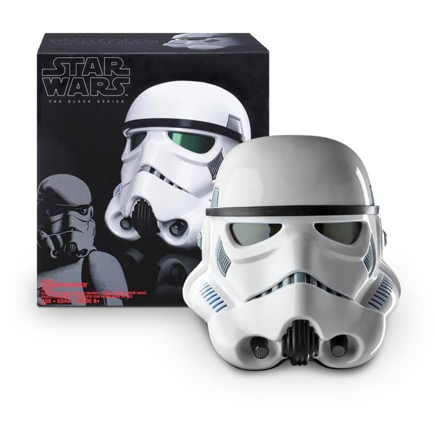 Tom's Selec - casque stormtrooper