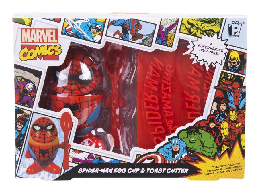 Tom's Selec - coquetier spider-man
