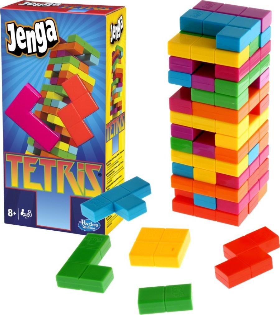 Tom's Selec - jenga tetris