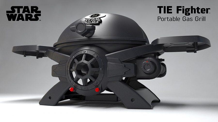 Tom's Selec - grill tie fighter