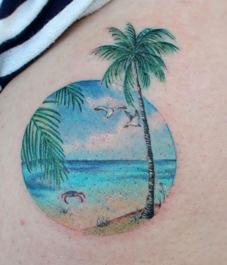 Bryan Gutierrez best of tattoo geek beach