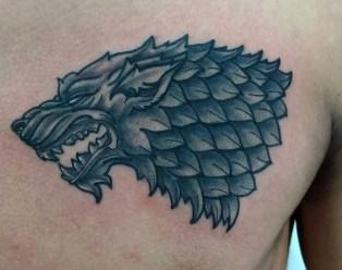 Cjay geek best of tattoo game of thrones GOT