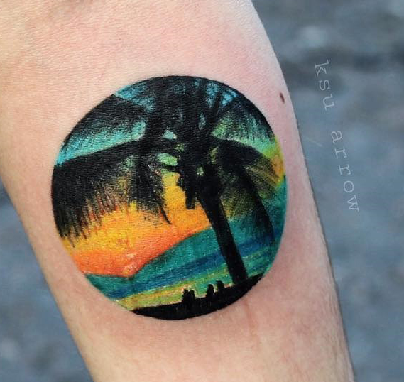 Ksu Arrow best of tattoo geek beach