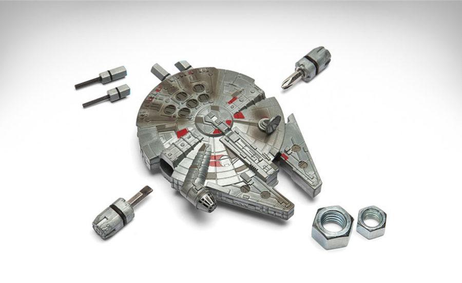 outils millennium falcon