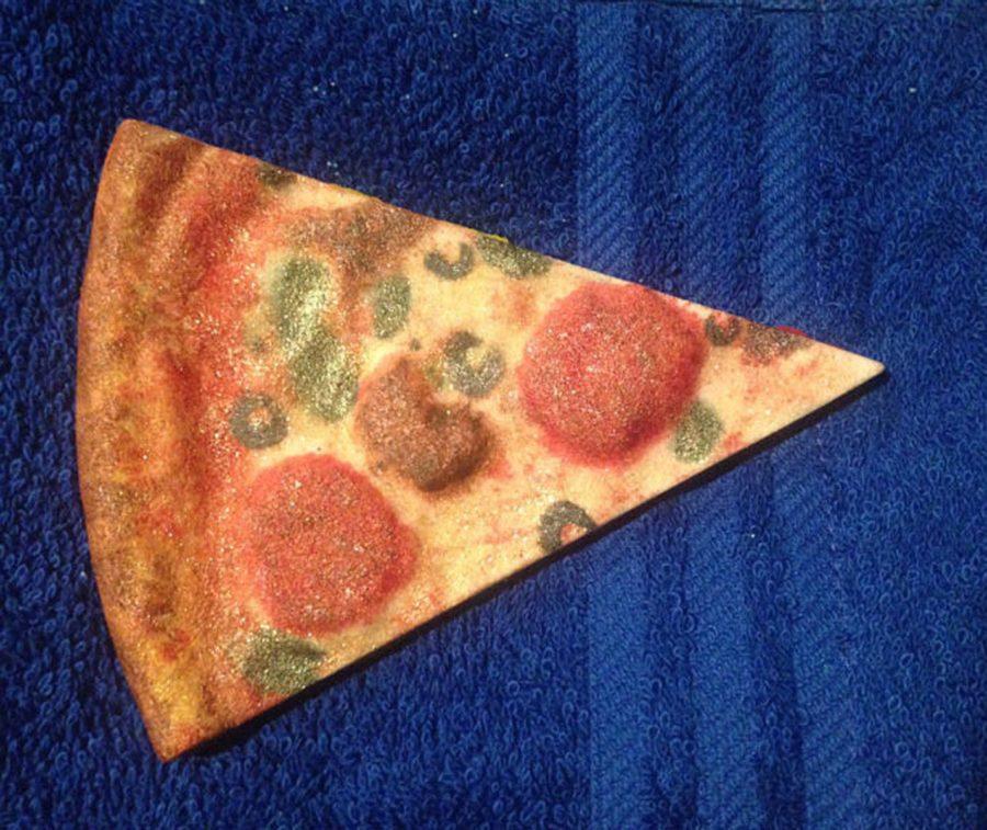 Tom's Selec - pizza bath bomb
