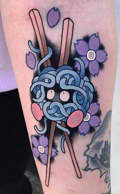 Chris Stockings best of tattoo geek