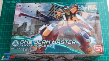 GM III BEAM MASTER UNBOXING_