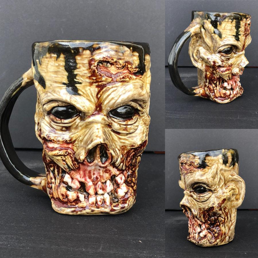 Tom's Selec - zombie mug