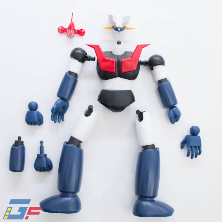 MAZINGER Z BANDAI UNBOXING TOYSANDGEEK @Gundamfascination-17