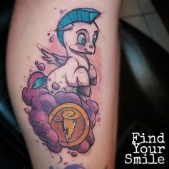 find your smile pegasus