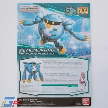 MOMOKAPOOL GBD UNBOXING BANDAI TOYSANDGEEK @Gundamfascination