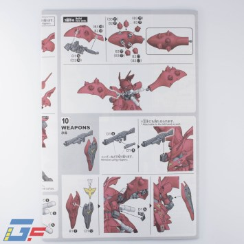 NIGHTINGALE CROSS SILHOUETTE UNBOXING GALLERY BANDAI TOYSANDGEEK @Gundamfascination-18