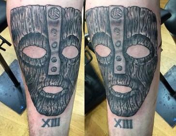 The Davy T geek peau best tattoo jim carrey tag