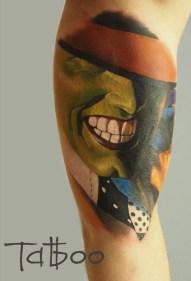 Valentina Ryabova geek peau best tattoo jim carrey tag