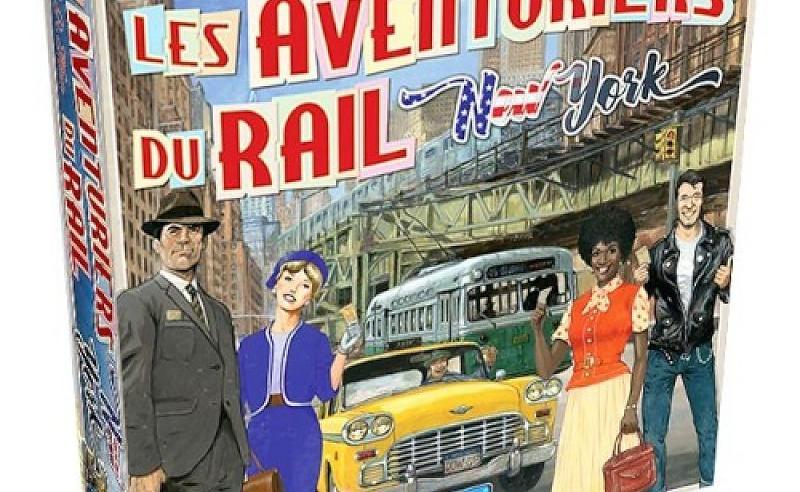 les aventuriers du rail new york