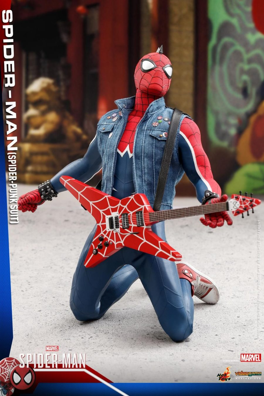 Tom's Selec - figurine spider-punk