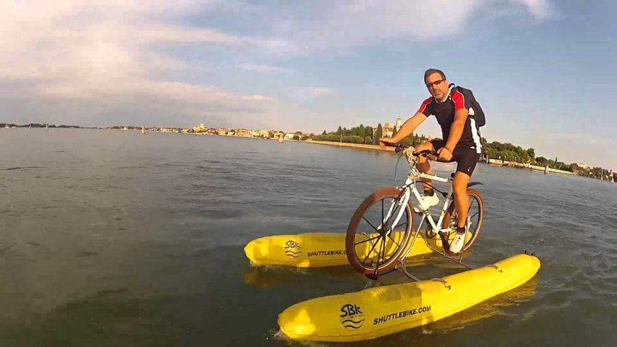 Tom's Selec - shuttle bike kit