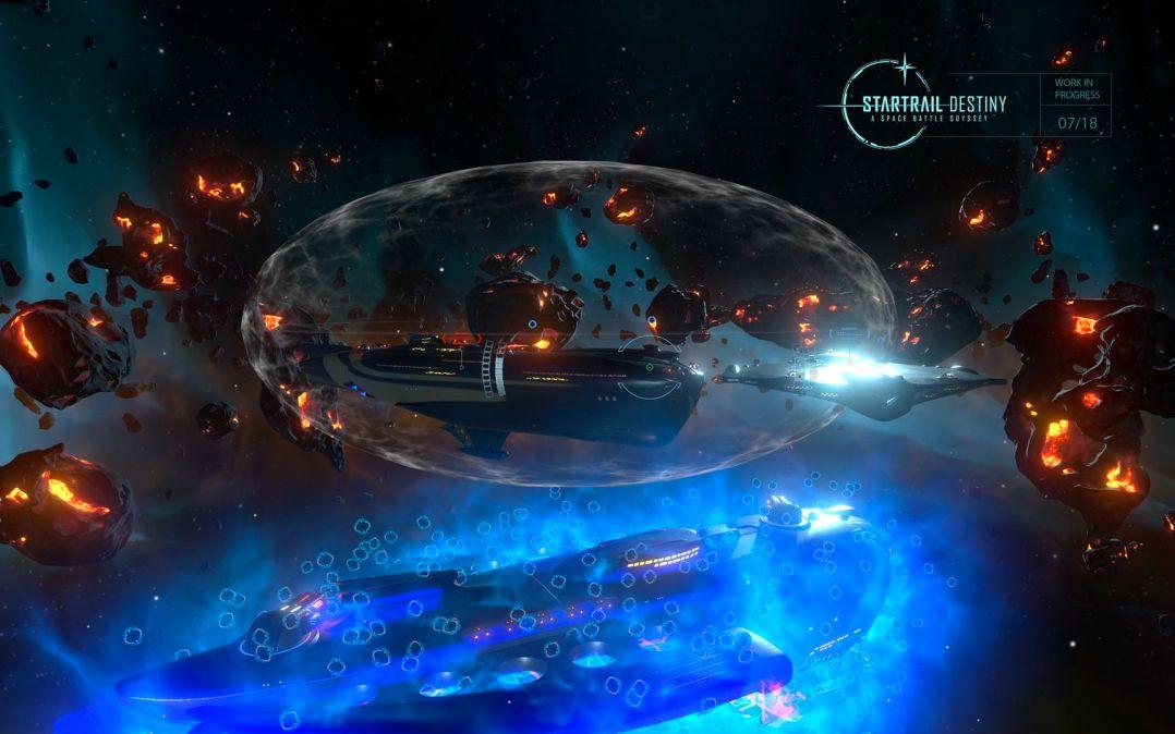 Startrail Destiny - presskit