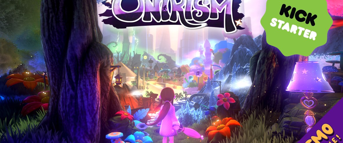 Onirism Kickstarter