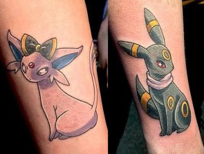 Bunny Machine best of tattoo tag geek pokemon