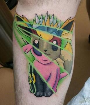DannyMack best of tattoo tag geek pokemon