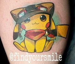 Russell Van Schaick best of tattoo tag geek pokemon