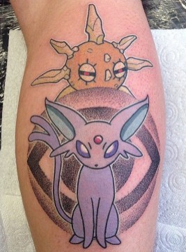Josh Foulds best of tattoo tag geek pokemon