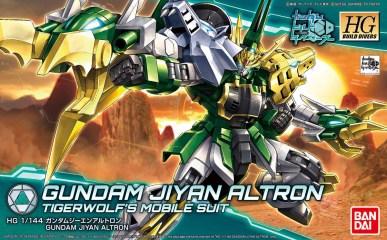 Gundam Jiyan Altron 1/144